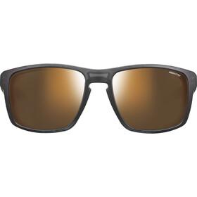 Julbo Shield M Reactiv High Mountain 2-4 Sunglasses, negro/naranja
